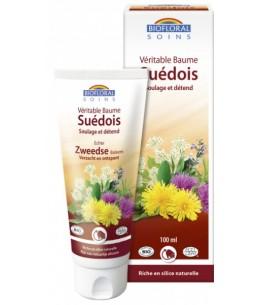 Biofloral - Baume du Suédois - 100 ml baume de massage espritphyto