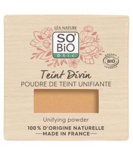 So'Bio étic - Poudre compacte 02 Beige doré - 10 gr