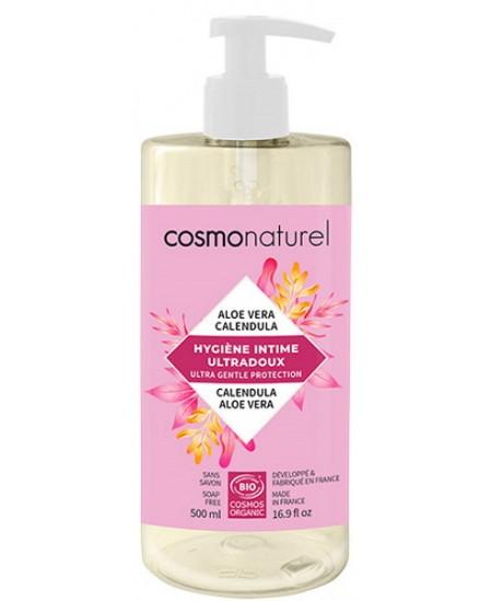 Cosmo Naturel - Gel intime Ultra doux calendula aloe vera 500ml