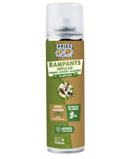 Aries - Barrière insectes rampants et volants - 200 ml