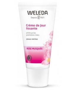 Weleda - Crème de jour lissante 1ères rides - 30 ml