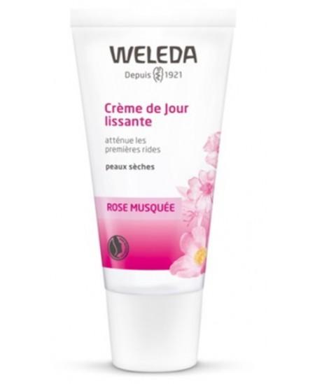Weleda - Crème de jour lissante - 30 ml