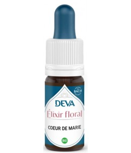 Deva - Elixir Floral Deva - Coeur De Marie - 10 Ml