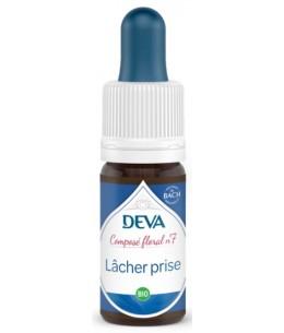 Deva - Composé Floral Bio - Ressourcement N° 7 - 10 Ml