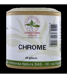 Herboristerie De Paris - Chrome - 60 gélules