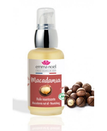 Emma Noël - Huile de Macadamia - 50 ml