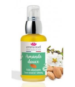 Emma Noël - Huile d'Amande - 50 ml