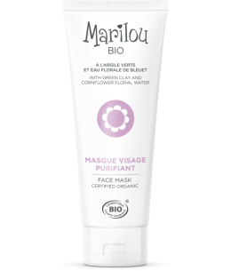 Marilou Bio - Masque visage purifiant - 080 ml