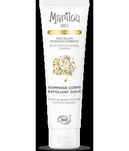 Marilou Bio - Gommage corps à l'huile d'Argan - 100 ml