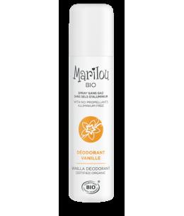 Marilou Bio - Déodorant spray Vanille - 75 ml