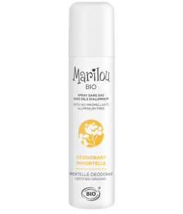 Marilou Bio - Déodorant spray Immortelle - 75 ml