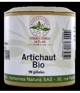 Herboristerie De Paris - Artichaut bio - 90 gélules
