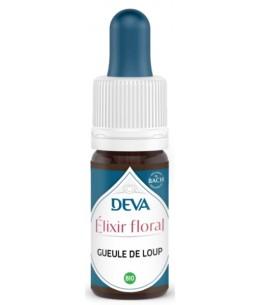 Deva - Elixir Floral Deva - Gueule De Loup - 10 Ml