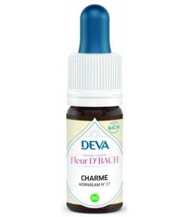 Elixir Floral Bach - Charme - 10 Ml - Laboratoire Deva lassitude fatigue Espritphyto
