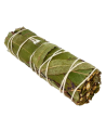 Sauge Blanche & Eucalyptus - Bâton de Fumigation de 25-30 grs - 12 cm