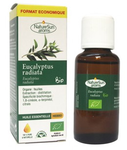 Arkopharma - Huile Essentielle d'Eucalyptus Citronné