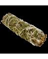 Sauge Blanche & Romarin - Bâton de Fumigation de 25-30 grs - 12 cm