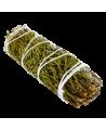 Sauge Blanche & Genévrier - Bâton de Fumigation de 25-30 grs - 12 cm