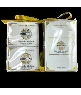 Terres Dorées - Coffret Citron d'Italie