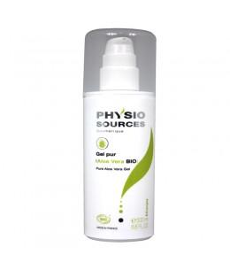 PhysioSources - Gel pur Aloe Vera bio - 200 ml