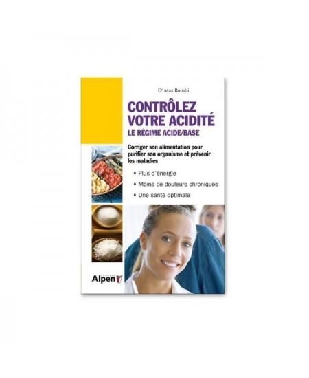 Alpen - Contrôlez votre acidité : Le régime Acide / Base