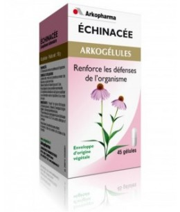 Arkopharma - ArkoGélules Échinacée - 45 Gélules