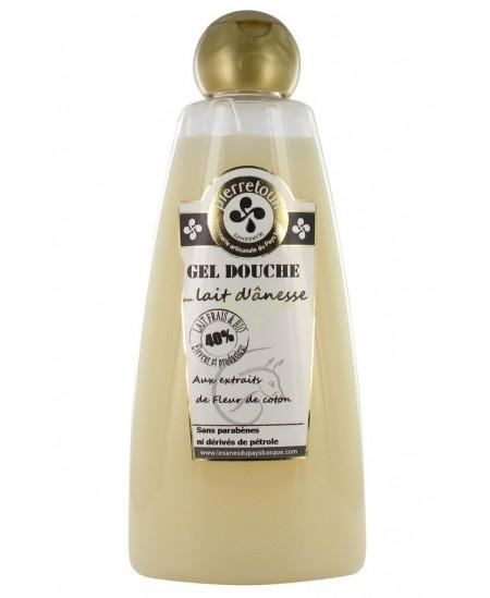 Asinerie De Pierretoun - Gel douche lait d'ânesse Bio - 250 Ml