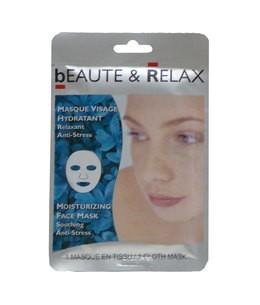 BEAUTE & RELAX - Masque Visage Hydratant