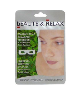 bEAUTE & RELAX - Masque Yeux Relaxant