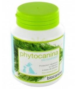 Biocanina - Phytocanina - Détoxifiant - Pour chiens et chats - 40 comprimés