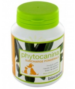 Biocanina - Phytocanina - Surcharge Pondérale - Pour chiens et chats - 40 comprimés