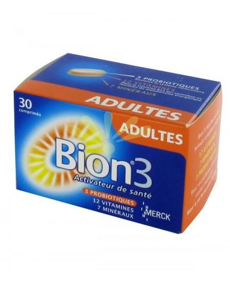 Bion3 Défense Adulte - 30 Comprimés