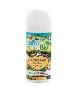 Born To Bio - Déodorant Bio - Fleur Vanillée