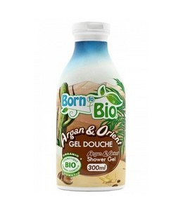 Born To Bio - Gel Douche Bio - Argan & Orient