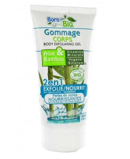 Born To Bio - Gommage Corps Bio - 150 Ml