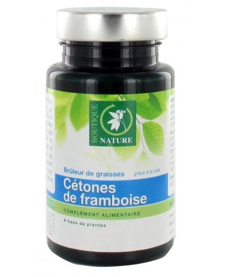 Boutique Nature - Cétones De Framboise - 60 Gélules