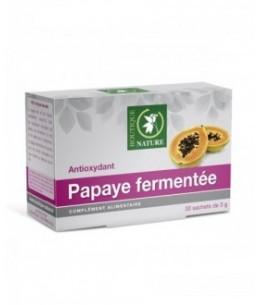 Boutique Nature - Papaye Fermentée - 30 Sachets de 3g