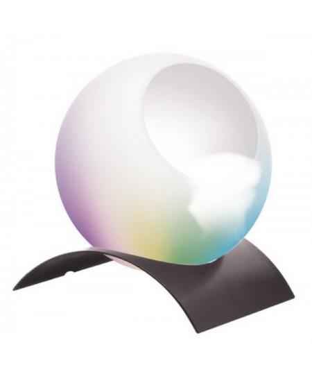 Zen'Arôme - Brumisateur Boule en Verre Blanc
