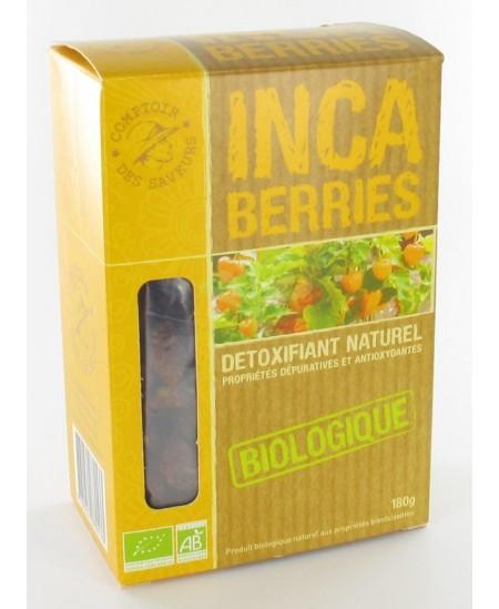 Comptoir Des Saveurs - Inca Berries Biologique - 180 Gr