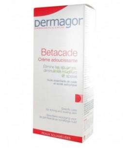Dermagor - Bétacade Crème Adoucissante - 100 Ml