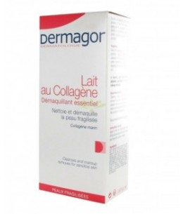 Dermagor - Lait Au Collagène - 100 Ml