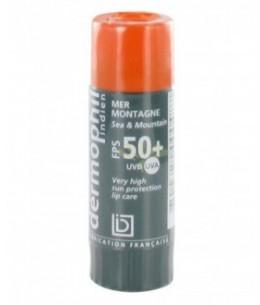 Dermophil Indien - Stick Mer Montagne FPS 50+ - 4 G
