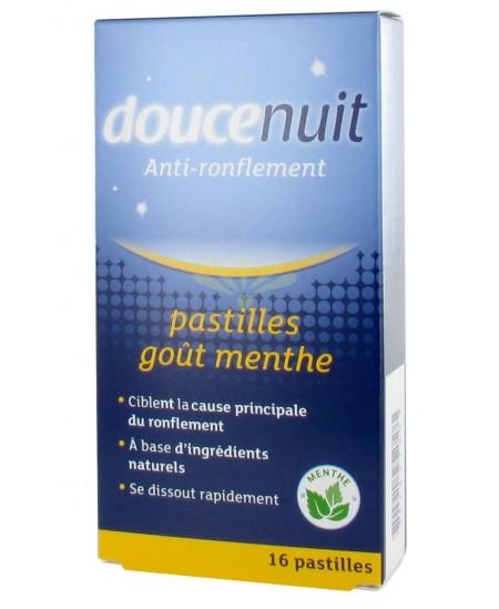 Douce Nuit - Pastilles Anti-Ronflement