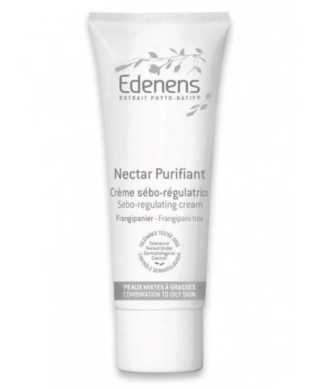 Edenens - Crème sébo-régulatrice nectar purifiant - 40ml