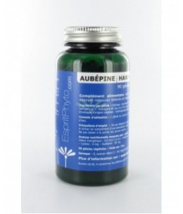 EspritPhyto - Aubépine - 90 gélules