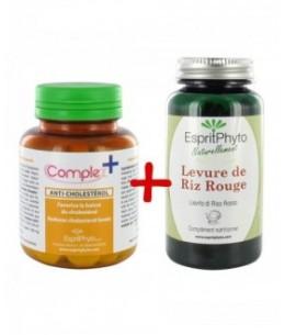 EspritPhyto - Pack Anti-Cholestérol