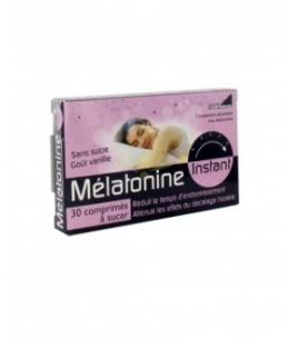 Exopharm - Mélatonine Instant - 30 comprimés