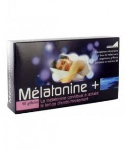 Exopharm - Mélatonine+ - 40 Gélules
