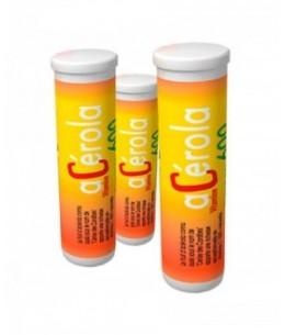 Fenioux - Acérola 600 - 3 Tubes de 14 Comprimés