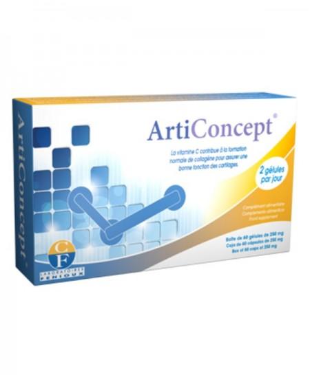Fenioux - ArtiConcept - 60 Gélules